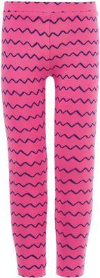 Леггинсы Button Blue для девочки - розовый