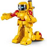 """Робот Mioshi  и/к  """"Боевой робот: участник"""" ,7,5x6,2x9 см, желтый"""
