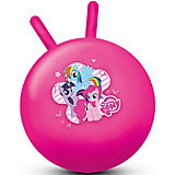 "Мяч ""My little pony"" 55см с рожками."
