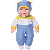 Кукла Малыш 7 мальчик, 30 см.