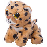 Леопард коричневый, 15 см
