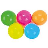 Набор пластиковых шаров  Играем вместе в сетке, 6 см