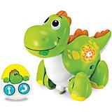 Динозавр WinFun «Погуляй со мной»
