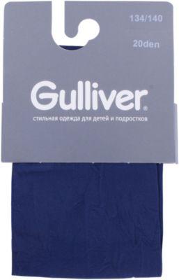 Колготки Gulliver для девочки - синий