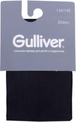 Колготки Gulliver для девочки - черный