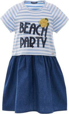 Платье Gulliver для девочки - синий