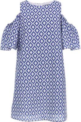 Платье Gulliver для девочки - разноцветный