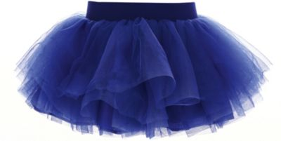 Юбка Gulliver для девочки - синий