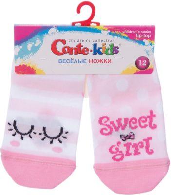 Носки Conte-kids TIP-TOP - розовый