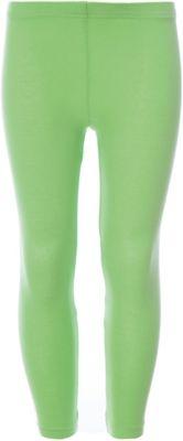 Легинсы Conte-kids NINA для девочки - зеленый