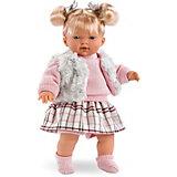 """Кукла Llorens """"Изабелла"""" 33 см со звуком"""