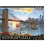 "Пазл Konigspuzzle ""Бруклинский мост"" 500 элементов"