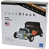 """Конструктор Nanoblock """"Родстер V6"""""""