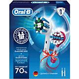 "Промо-набор электрических зубных щеток Oral-B Pro 500 + Stages Power ""Frozen"""