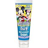 """Детская зубная паста Oral-B Stages """"Ягодный взрыв"""" 75 мл"""