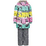Комплект: куртка и брюки Ами OLDOS ACTIVE для девочки