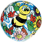 """Мяч Dema-Stil """"Влюбленные пчелки"""", 23 см"""
