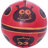 "Мяч Dema-Stil ""Божья коровка на поле"", 14 см"