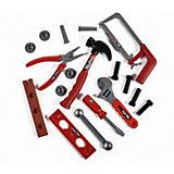Набор инструментов Yako Toys 17 предметов, в чемоданчике