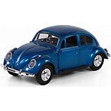 Машинка Yako Toys 1:34, синяя