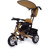 Велосипед трехколесный Lexus Trike Next Generation, желтый, Jetem