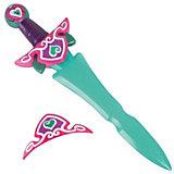 """Игровой набор Gulliver """"Нелла - отважная принцесса"""", Сверкающий меч и тиара Неллы"""