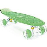 "Скейтборд PWSport Flash 22"",зеленый"