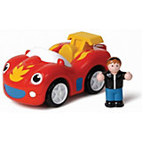 Гоночная машина Wow Toys с человечком