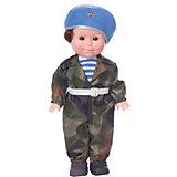 """Кукла Весна """"Митя Военный"""", 34 см"""