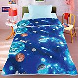 Покрывало-одеяло Космос 140*200, стеганное, Letto