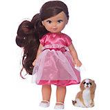 """Кукла Mary Poppins """"Элиза. Мой милый пушистик"""", 26см, щенок."""