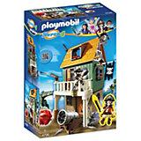 """Конструктор Playmobil """"Супер 4"""" Замаскированный Пиратский Форт с Руби"""