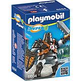 """Конструктор Playmobil """"Супер 4"""" Черный Колосс"""