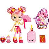 """Мини-кукла Moose """"Shopkins"""" Путешествие в Азию, Пузырелла"""