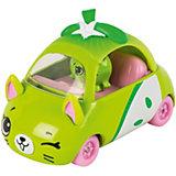 """Игровой набор Moose """"Cutie Car"""" Машинка с мини-фигуркой Shopkins, Peely Apple Wheels"""