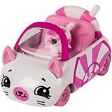 """Игровой набор Moose """"Cutie Car"""" Машинка с мини-фигуркой Shopkins, Lillipop Soft Top"""