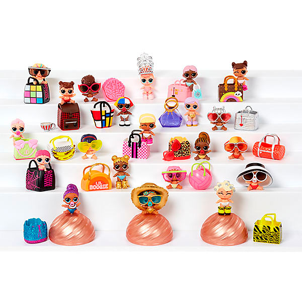 Мини-кукла сюрприз MGA Entertainment LOL Сестрёнки Декодер