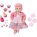 "Кукла Zapf Creation  ""Baby Annabell"" Праздничная"
