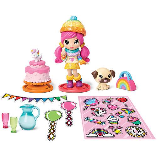 """Игровой набор Spin Master """"Party Popteenies"""" Хлопушка с сюрпризом, 2 куклы от Spin Master"""