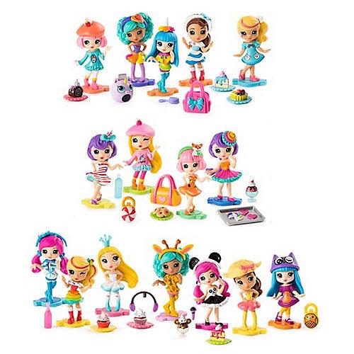 """Игровой набор Spin Master """"Party Popteenies"""" Хлопушка с сюрпризом, 1 кукла от Spin Master"""