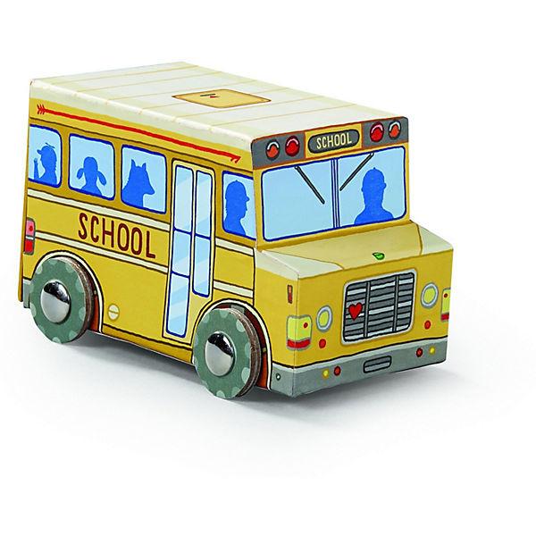 "Пазл Crocodile Creek ""Школьный автобус"", 24 элемента"