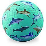 """Мяч Crocodile Creek """"Акулы"""", 18 см"""