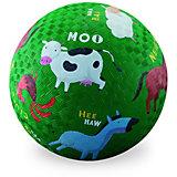 "Мяч Crocodile Creek ""Ферма"", 13 см"