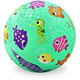 "Мяч Crocodile Creek ""Рыба"", 13 см"
