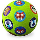 "Мяч Crocodile Creek ""Джунгли Джамбори"", 18 см"