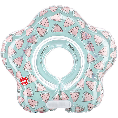 Круг для плавания Happy Baby Aquafun, watermelon от Happy Baby
