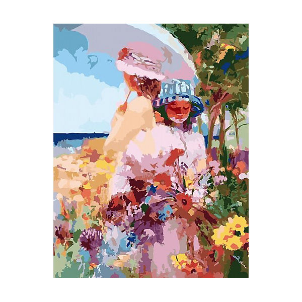 "Картина по номерам Color KIT ""Лето"", 50х65 см"