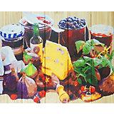 "Картина по номерам на дереве Color KIT ""На десерт"", 40х50 см"