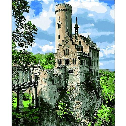 "Картина по номерам Color KIT ""Рыцарский замок"", 40х50 см от Color KIT"