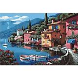 """Алмазная мозаика Color KIT """"Средиземноморье"""", 40х50 см"""